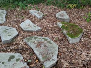 Stones from Bridge Abutment 2